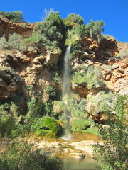 cascada mediterránea