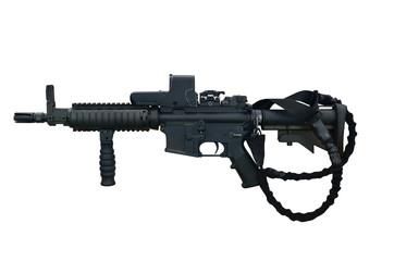 Machine gun C8 CQB