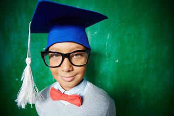 Elementary graduate