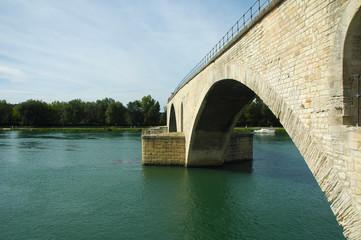Ponte d'Avignone, Provenza, Francia