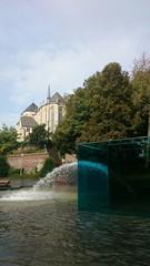 Park in Germany. Moenchengladbach