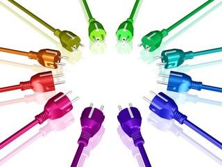 Stecker und Kabel, Stromanbieter-Wahl
