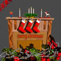 interno natalizio