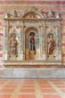 Padua - Tomb of Jacopo da Carrara in the church of The Eremitani