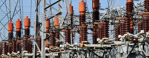 electrical system of the power plant to produce electricity