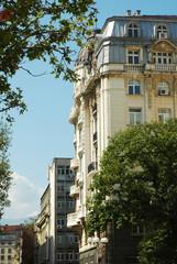 Centro storico di Sofia, Bulgaria