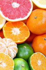 Mayagawa,pompelmoe mandarino