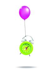 38Fly alarm clock
