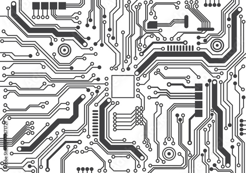 circuit board background texture