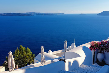 OIA,SANTORINI ISLAND,GREECE-SEPTEMBER 02,2014