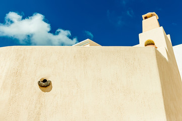 IMEROVIGLI,SANTORINI ISLAND,GREECE-SEPTEMBER 03,2014