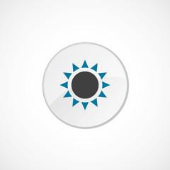sun icon 2 colored .