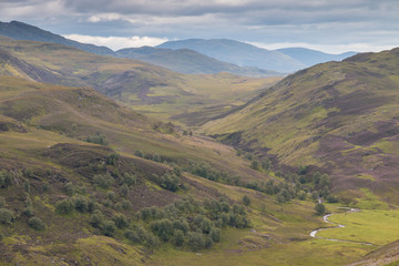 Deep into the Highlands