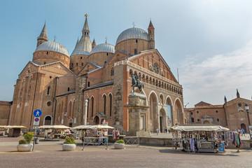 Padua - Basilica del Santo or Basilica of St. Anthony.