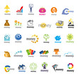 biggest collection of vector logos money, finance