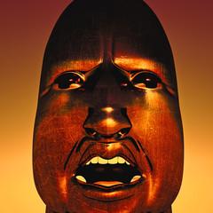 African dictator