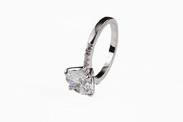 Thin Bridal Ring
