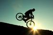 bisiklet ve güneş buluşması