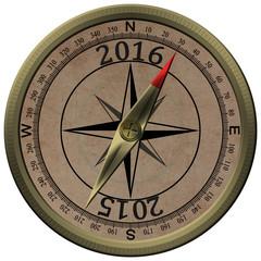 Bronce Kompass 2016