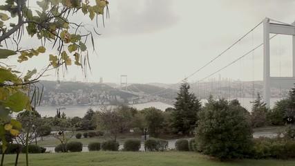 Istanbul-Bosphorus_Air Pollution 1
