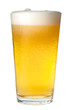 Pint of Beer on White - 70683995