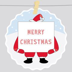 Merry Christmas greeting card14