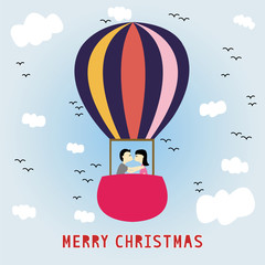 Merry Christmas greeting card15
