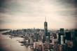 Manhattan aerial