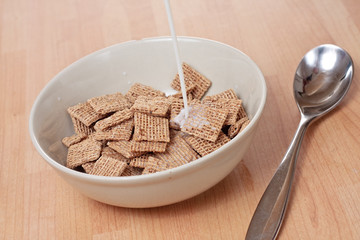 Malted squares