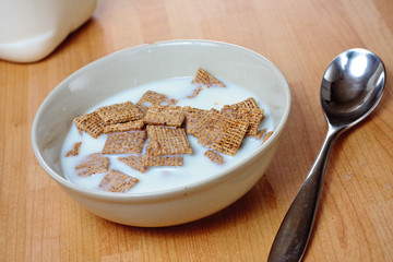 Malted cereal