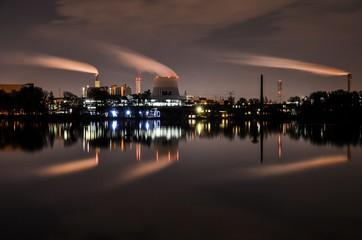 Kraftwerk Nachts