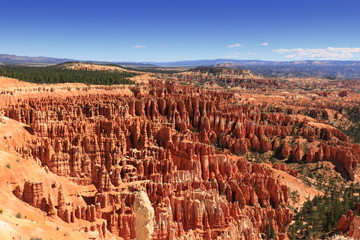 Bryce Canyon Amphiteatre, Utah, USA