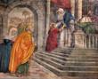Padua - Presentation in the Temple in church San Francesco