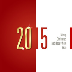 2015 red white background vector