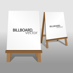 Billboard vector Eps 2