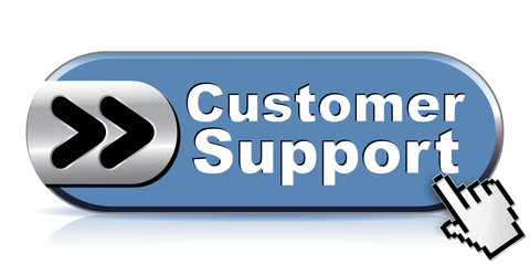 CUSTOMER SUPPORT ICON