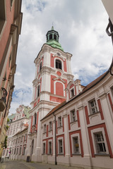 Belfry of Church of Our Lady