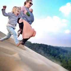 jump at dune du Pilat