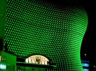 Selfridges building, Birmingham, UK