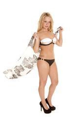 sarong bikini bottom top stand