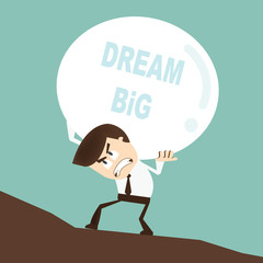 motivation with dream big
