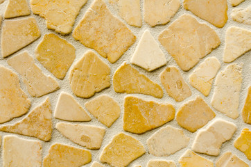 flat stone wall background texture