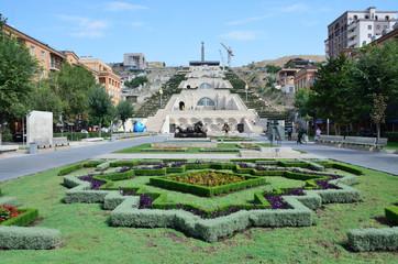 Армения, достопримечательности Еревана, Каскад