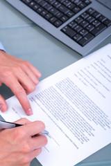 kaufvertrag unterschreiben