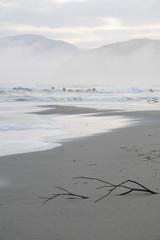 気嵐の日本海
