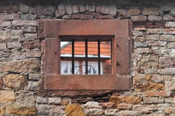 Gitter-Fenster