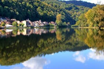 Beaulieu-sur-Dordogne (Corrèze).