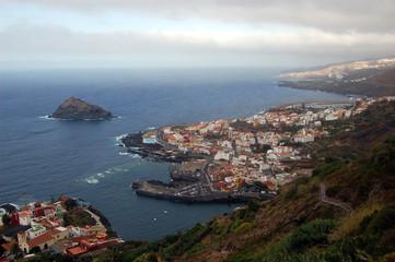 Vista Garachico Tenerife
