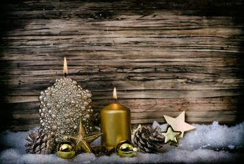 frohe weihnachten deko
