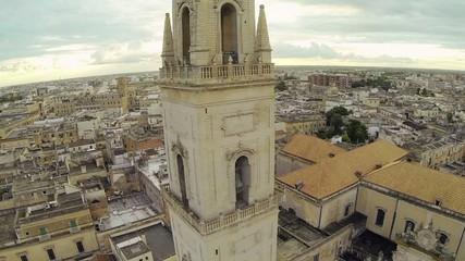 Piazza Duomo - Lecce - Sopra il Campanile
